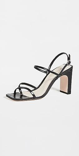 Schutz - Amaia High Block Sandals