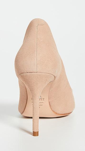 Schutz Analira 尖头浅口鞋