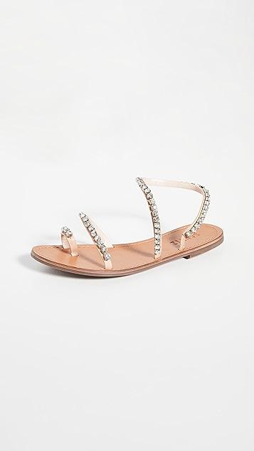 Schutz Azalea Strappy Sandals