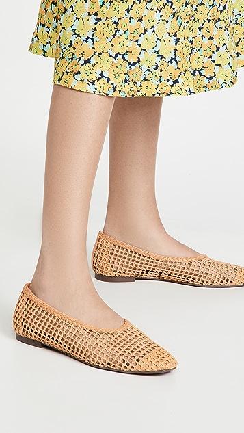 Schutz Lazuly 平底鞋