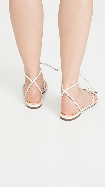 Schutz Glimia 绑带凉鞋