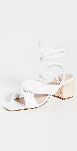 Schutz - Lewis 粗跟凉鞋