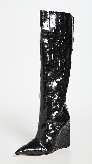 Schutz Asya Up Boots