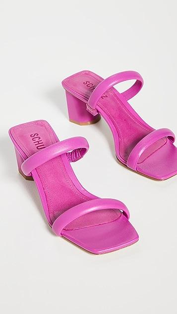 Schutz Ully Lo Sandals