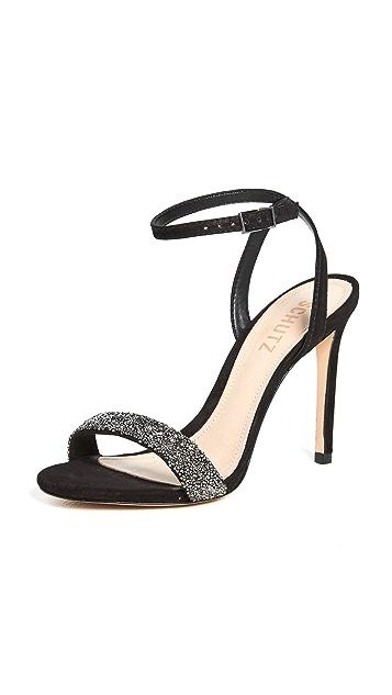 Schutz Glammy Sandals