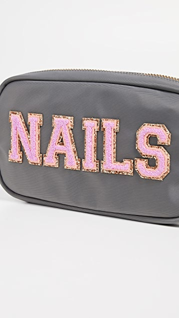 Stoney Clover Lane Nails Small Pouch