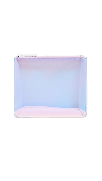 Stoney Clover Lane Pastel Square Pouch