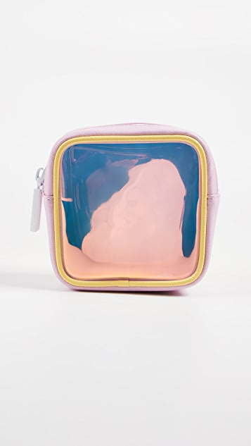 Stoney Clover Lane Iridescent Pastel Pouch