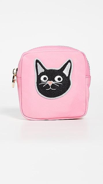 Stoney Clover Lane Миниатюрная сумочка Cat
