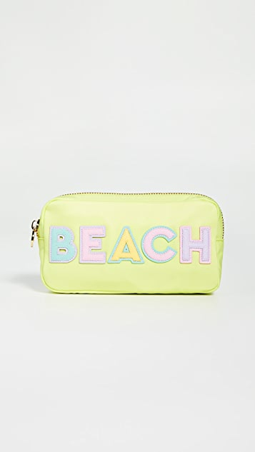 Stoney Clover Lane Beach Small Pouch