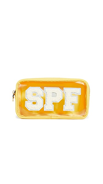 Stoney Clover Lane SFP Clear Small Pouch