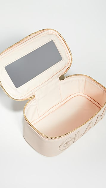 Stoney Clover Lane Glam Mirror Open Top Pouch