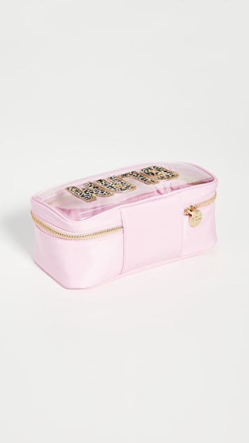 Stoney Clover Lane Glam Clear Top Pouch