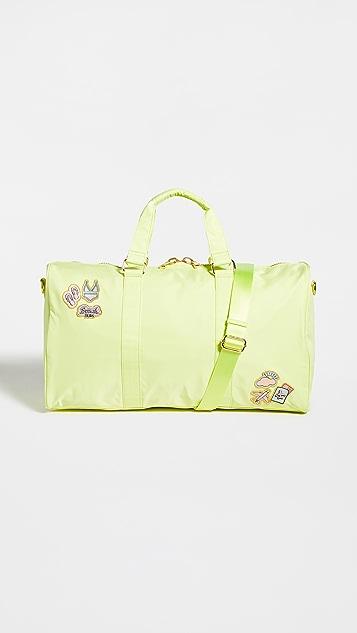 Stoney Clover Lane Объемная дорожная сумка