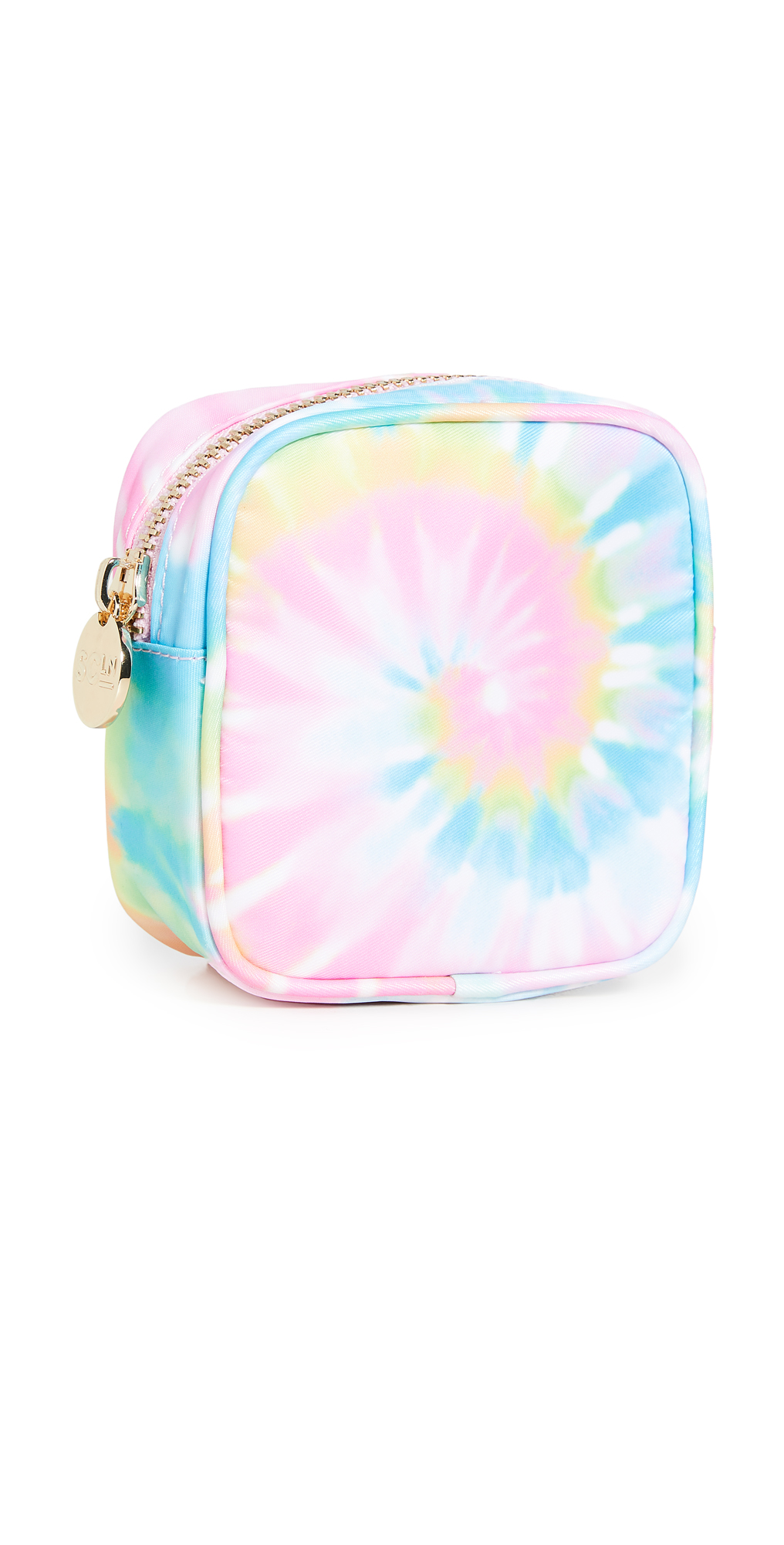 Stoney Clover Lane Pastel Tie Dye Mini Pouch