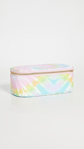 Stoney Clover Lane Mirror Open Top Cosmetic Bag