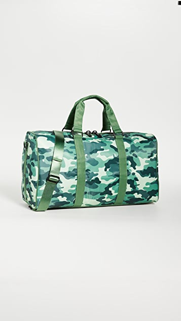 Stoney Clover Lane Camo Large Duffel Bag