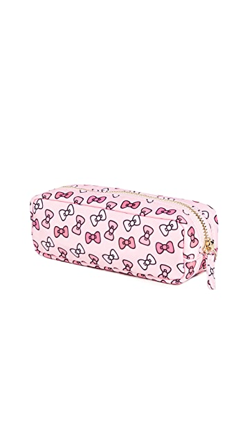 Stoney Clover Lane Printed Bow Pouch