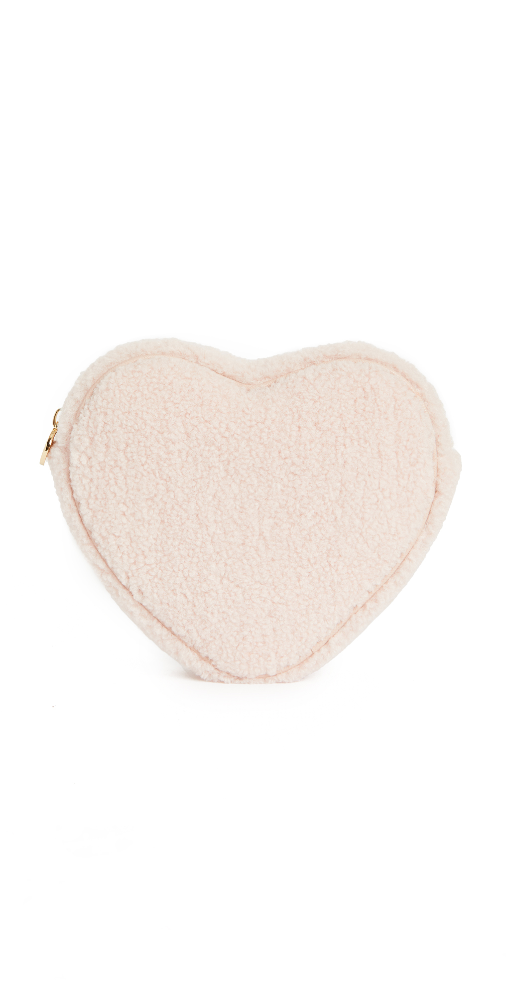 Stoney Clover Lane Cozy Heart Pouch