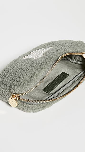 Stoney Clover Lane Airplance Cozy Pouch
