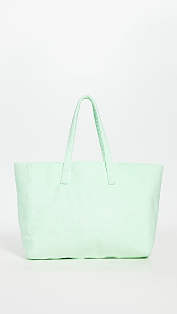 Stoney Clover Lane Terry Slouchy Tote