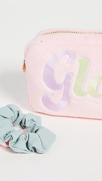 "Stoney Clover Lane 草莓刺绣""Glam""小包"