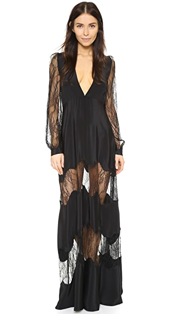Stone Cold Fox Friar Gown