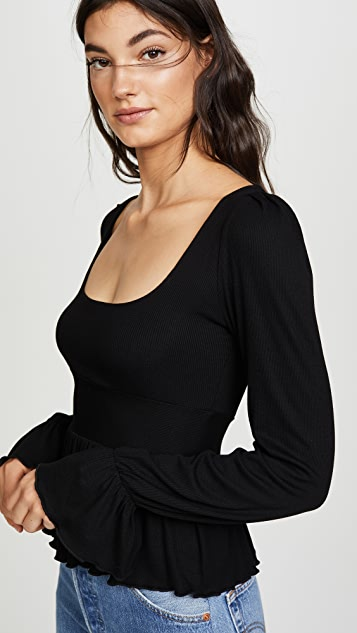 Stone Cold Fox Ernest Blouse