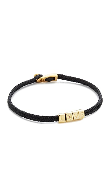 Scosha Classic Love Bracelet