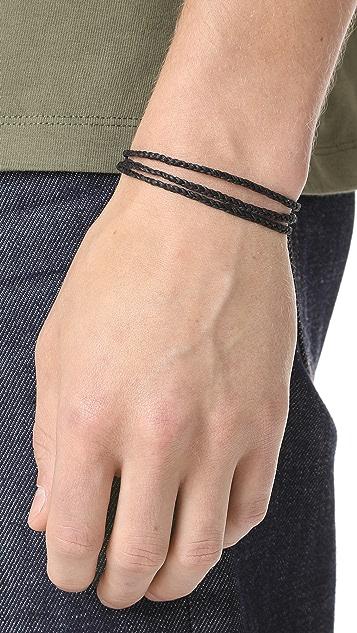 Scosha Triple Strand Bracelet