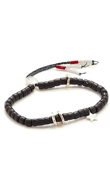 Scosha Mantra Bracelet