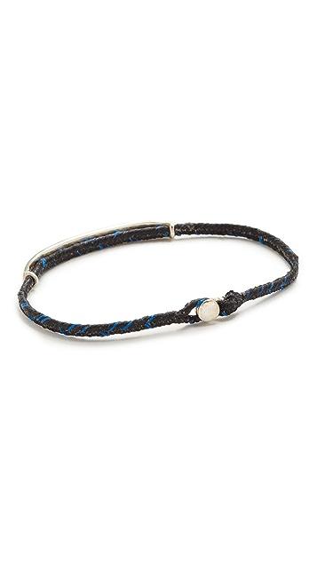 Scosha Fishtail ID Bracelet