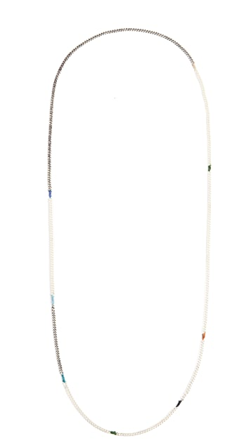 Scosha Mix Chain Necklace