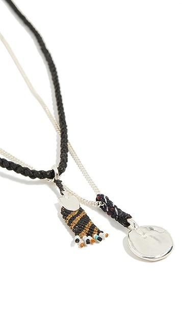 Scosha Merit Tag Necklace