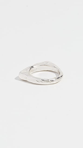 Scosha Hammered Ring