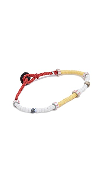 Scosha Reef Beaded Bracelet