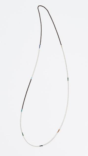 Scosha Patchwork Chain Necklace