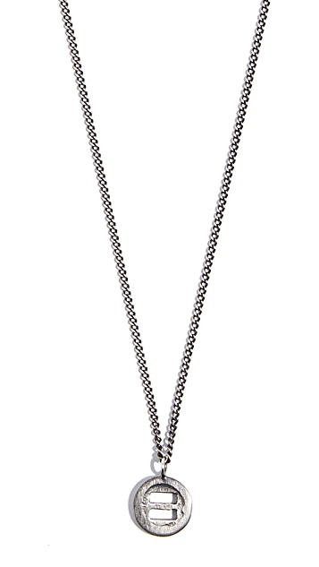 Scosha Equality Pendant Necklace