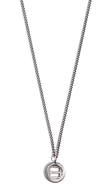 Scosha Equality Pendant Necklace