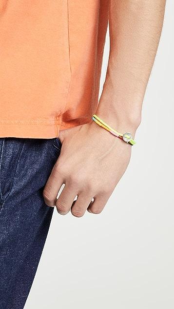 Scosha Pride Rainbow Beaded Bracelet