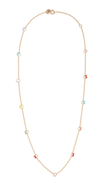 Scosha 多色珠饰项链