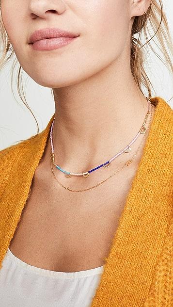 Scosha Luna Caravan Beaded Necklace