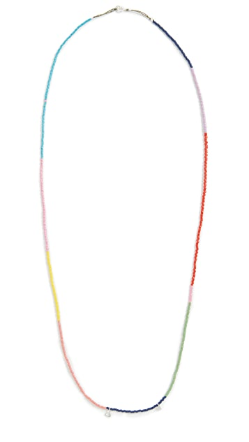 Scosha Beaded Balance Necklace