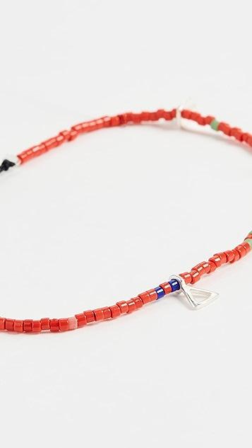 Scosha Beaded Balance Bracelet