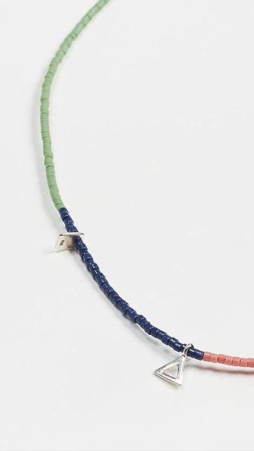 Scosha Beaded Balance Necklace