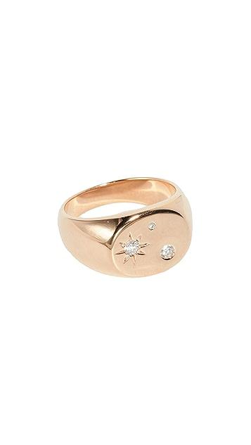 Scosha Lab 钻石戒指