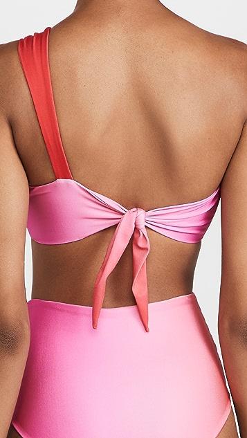 Sara Cristina Narcissus Bikini Top