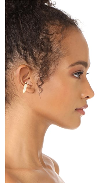 Saskia Diez Bold Ear Cuff