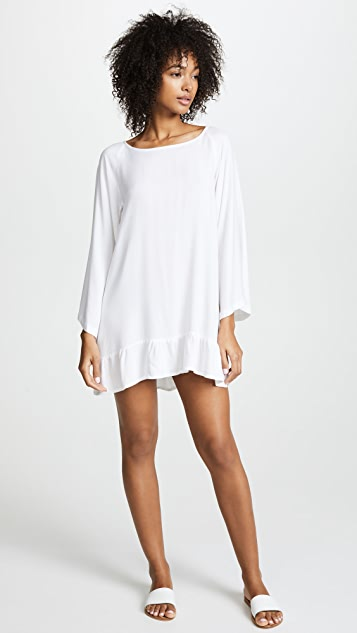 SUNDRESS Cannelle Cover Up Dress