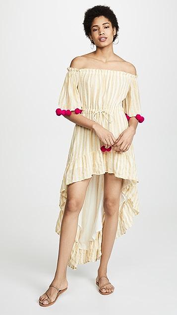 SUNDRESS Alena 罩衫连衣裙